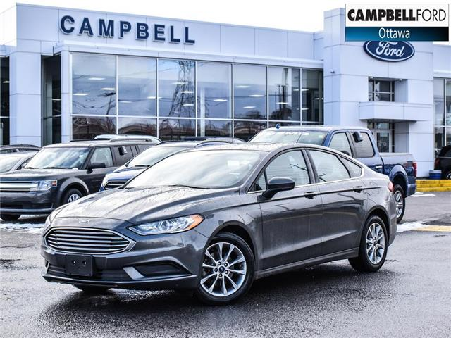 2017 Ford Fusion SE (Stk: 945430) in Ottawa - Image 1 of 1