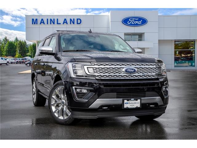 2019 Ford Expedition Platinum (Stk: 9EX2838) in Vancouver - Image 1 of 26