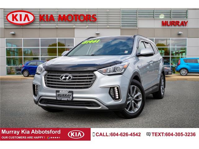 2017 Hyundai Santa Fe XL Luxury (Stk: NP92130A) in Abbotsford - Image 1 of 22