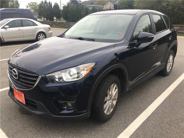 2016 Mazda CX-5 GS (Stk: F143741A) in Saint John - Image 1 of 1