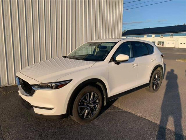 2018 Mazda CX-5 GT (Stk: 361861) in Alma - Image 1 of 17