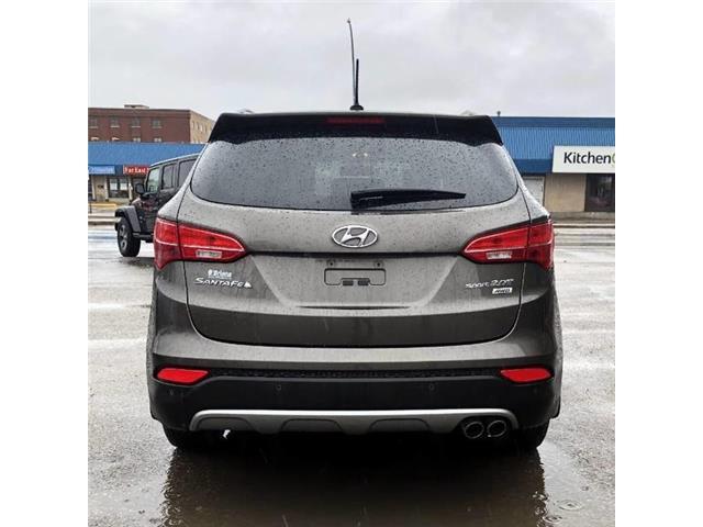 2014 Hyundai Santa Fe Sport 2.0T Premium (Stk: 12808A) in Saskatoon - Image 8 of 18