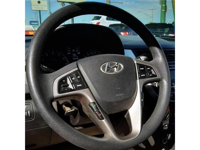 2016 Hyundai Accent GL (Stk: 12573B) in Saskatoon - Image 12 of 18