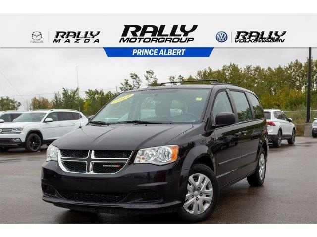 2014 Dodge Grand Caravan SE/SXT (Stk: V975) in Prince Albert - Image 1 of 9