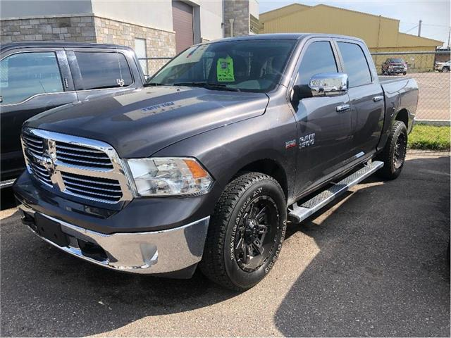 2017 RAM 1500 SLT (Stk: 3686B) in Thunder Bay - Image 1 of 1