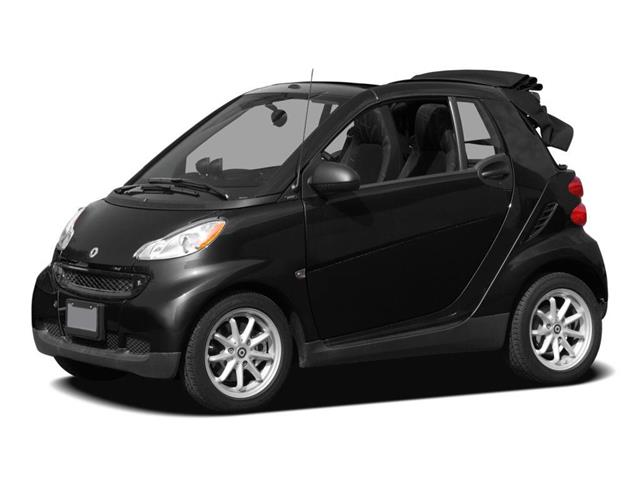 Used 2010 Smart Fortwo Passion  - Coquitlam - Eagle Ridge Chevrolet Buick GMC