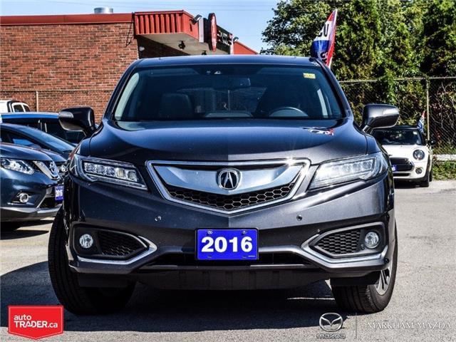 2016 Acura RDX Base (Stk: P1901) in Markham - Image 2 of 28
