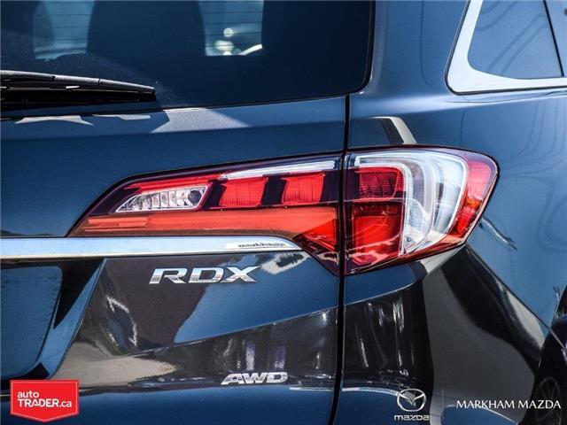 2016 Acura RDX Base (Stk: P1901) in Markham - Image 6 of 28