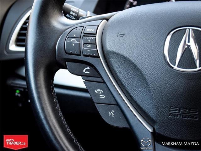 2016 Acura RDX Base (Stk: P1901) in Markham - Image 22 of 28