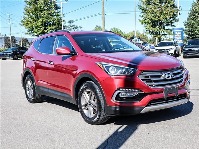 2017 Hyundai Santa Fe Sport 2.4 Premium (Stk: 191146A) in Milton - Image 3 of 28
