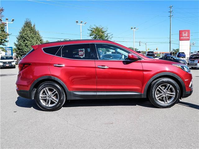 2017 Hyundai Santa Fe Sport 2.4 Premium (Stk: 191146A) in Milton - Image 4 of 28