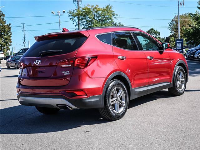 2017 Hyundai Santa Fe Sport 2.4 Premium (Stk: 191146A) in Milton - Image 5 of 28