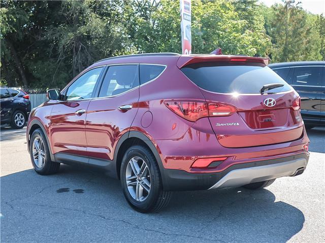 2017 Hyundai Santa Fe Sport 2.4 Premium (Stk: 191146A) in Milton - Image 7 of 28