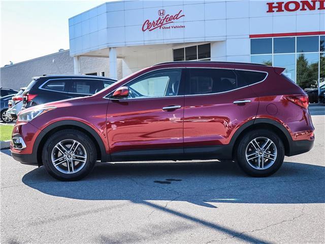 2017 Hyundai Santa Fe Sport 2.4 Premium (Stk: 191146A) in Milton - Image 8 of 28