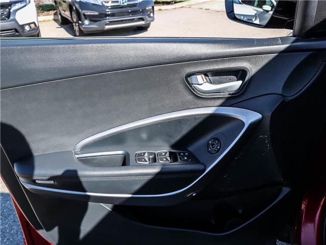 2017 Hyundai Santa Fe Sport 2.4 Premium (Stk: 191146A) in Milton - Image 9 of 28