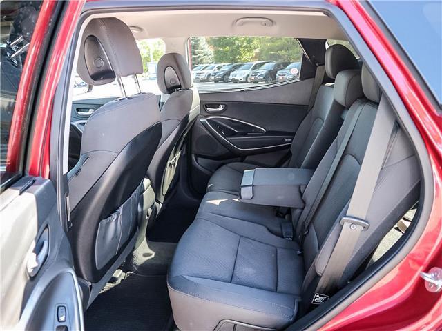 2017 Hyundai Santa Fe Sport 2.4 Premium (Stk: 191146A) in Milton - Image 12 of 28