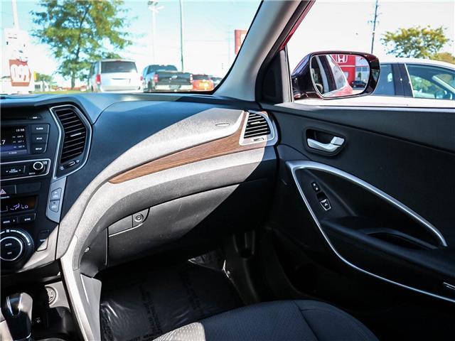 2017 Hyundai Santa Fe Sport 2.4 Premium (Stk: 191146A) in Milton - Image 16 of 28