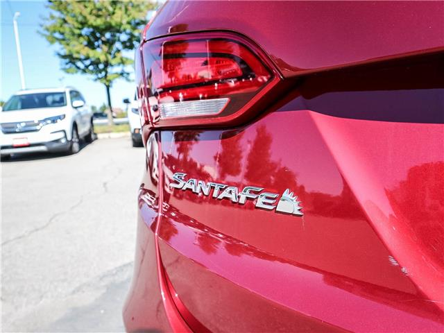 2017 Hyundai Santa Fe Sport 2.4 Premium (Stk: 191146A) in Milton - Image 18 of 28