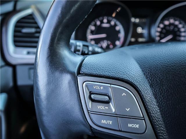2017 Hyundai Santa Fe Sport 2.4 Premium (Stk: 191146A) in Milton - Image 26 of 28