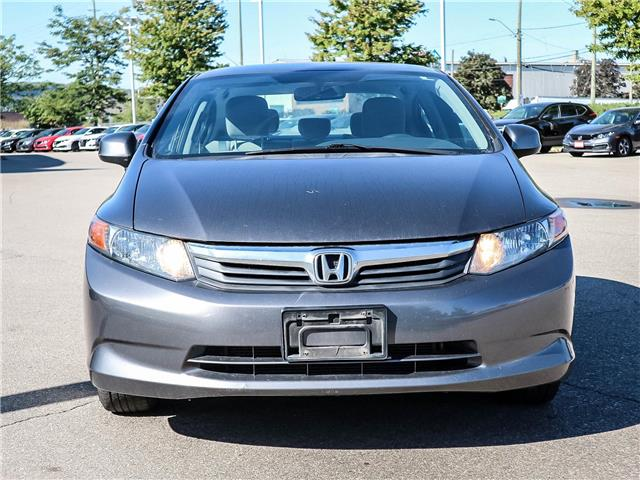 2012 Honda Civic LX (Stk: 19554A) in Milton - Image 2 of 20