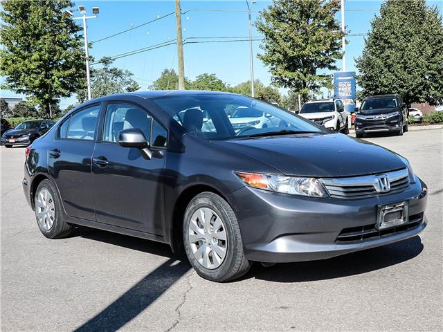 2012 Honda Civic LX (Stk: 19554A) in Milton - Image 3 of 20