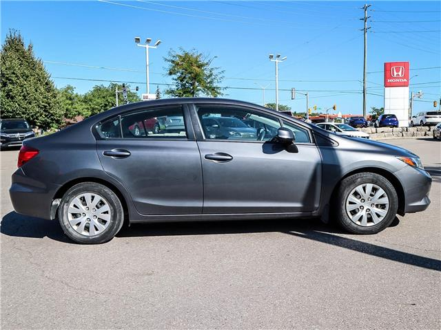 2012 Honda Civic LX (Stk: 19554A) in Milton - Image 4 of 20