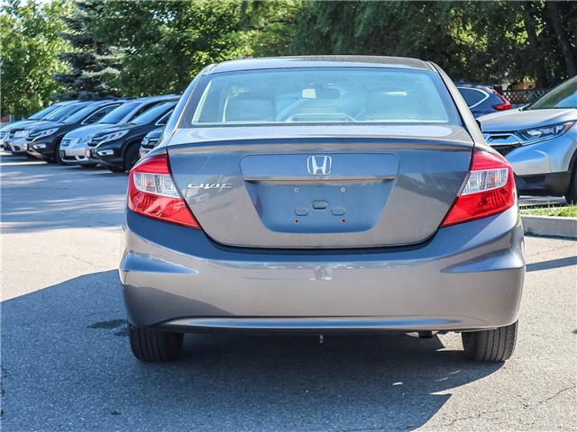 2012 Honda Civic LX (Stk: 19554A) in Milton - Image 6 of 20
