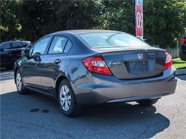 2012 Honda Civic LX (Stk: 19554A) in Milton - Image 7 of 20