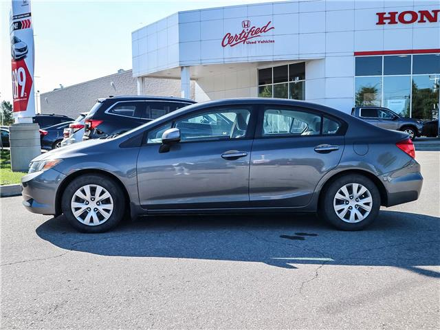 2012 Honda Civic LX (Stk: 19554A) in Milton - Image 8 of 20