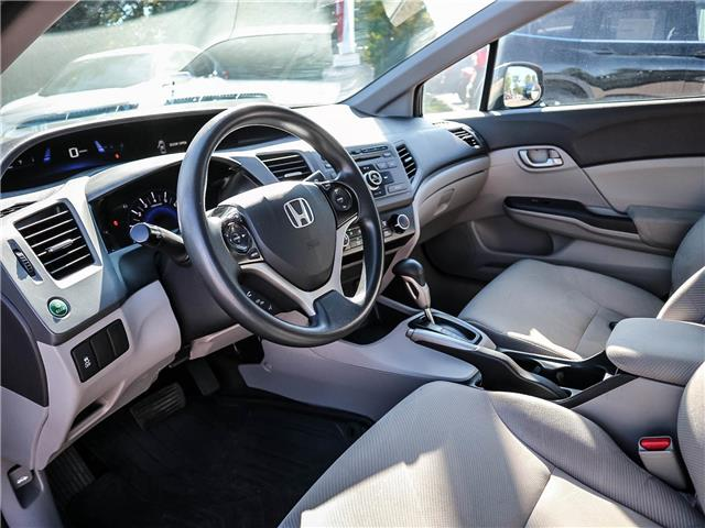 2012 Honda Civic LX (Stk: 19554A) in Milton - Image 10 of 20