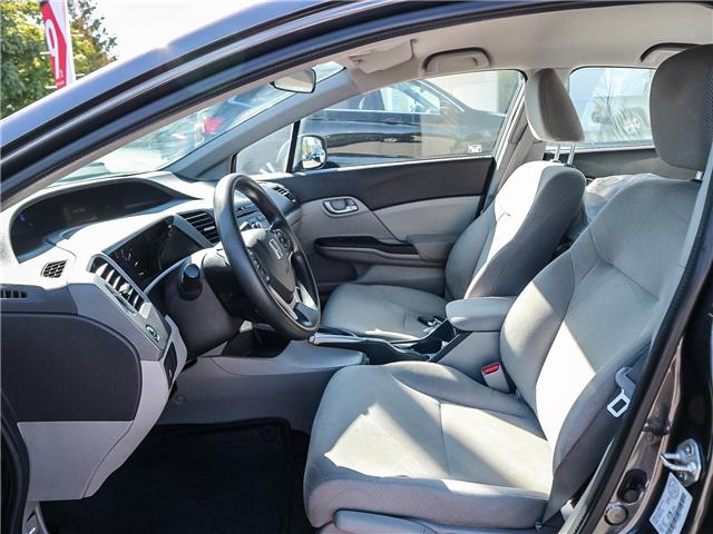 2012 Honda Civic LX (Stk: 19554A) in Milton - Image 11 of 20