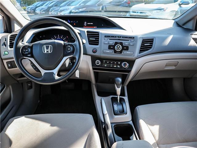 2012 Honda Civic LX (Stk: 19554A) in Milton - Image 12 of 20