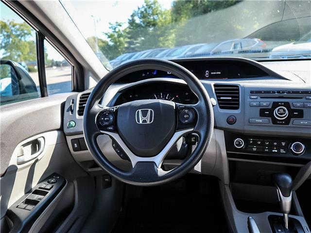 2012 Honda Civic LX (Stk: 19554A) in Milton - Image 13 of 20
