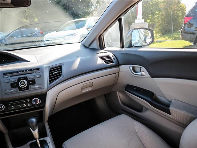 2012 Honda Civic LX (Stk: 19554A) in Milton - Image 15 of 20