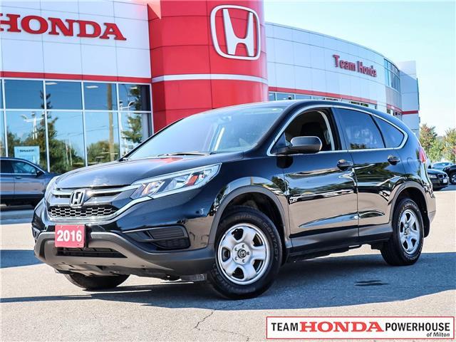 2016 Honda CR-V LX (Stk: 3419) in Milton - Image 1 of 25