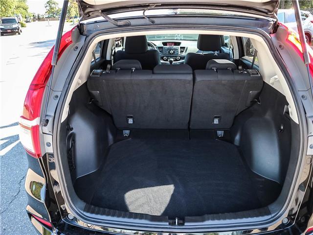 2016 Honda CR-V LX (Stk: 3419) in Milton - Image 17 of 25