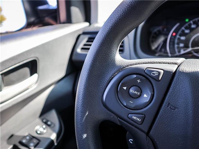 2016 Honda CR-V LX (Stk: 3419) in Milton - Image 22 of 25