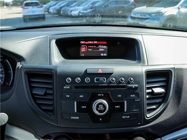 2016 Honda CR-V LX (Stk: 3419) in Milton - Image 23 of 25