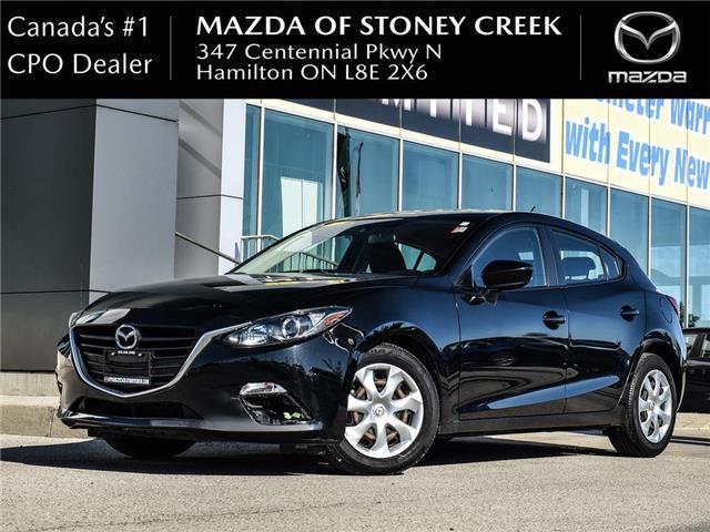 2016 Mazda Mazda3 Sport GX (Stk: SU1400) in Hamilton - Image 1 of 23
