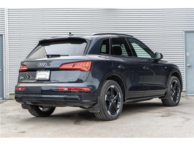 2019 Audi Q5 45 Technik (Stk: N5050) in Calgary - Image 5 of 18