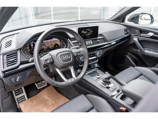 2019 Audi Q5 45 Technik (Stk: N5050) in Calgary - Image 9 of 18