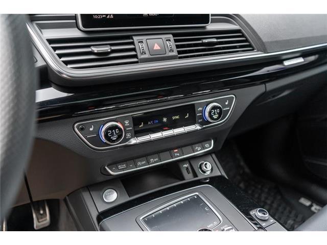 2019 Audi Q5 45 Technik (Stk: N5050) in Calgary - Image 12 of 18