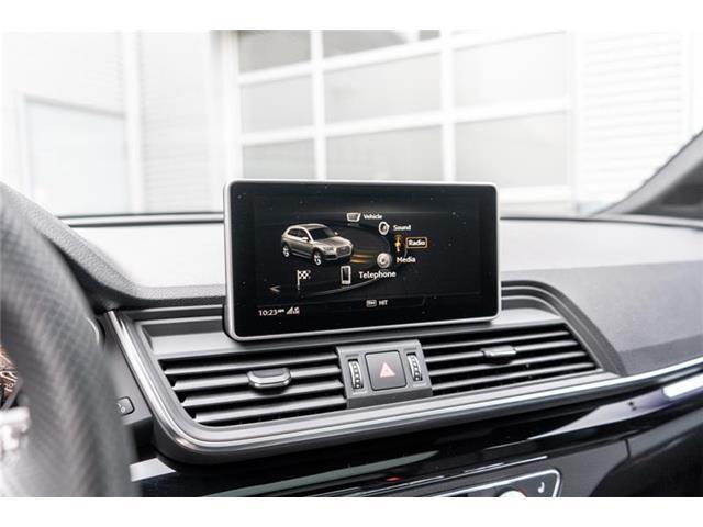 2019 Audi Q5 45 Technik (Stk: N5050) in Calgary - Image 13 of 18