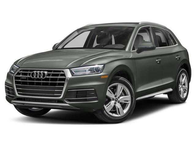 2019 Audi Q5 45 Progressiv (Stk: N5377) in Calgary - Image 1 of 9
