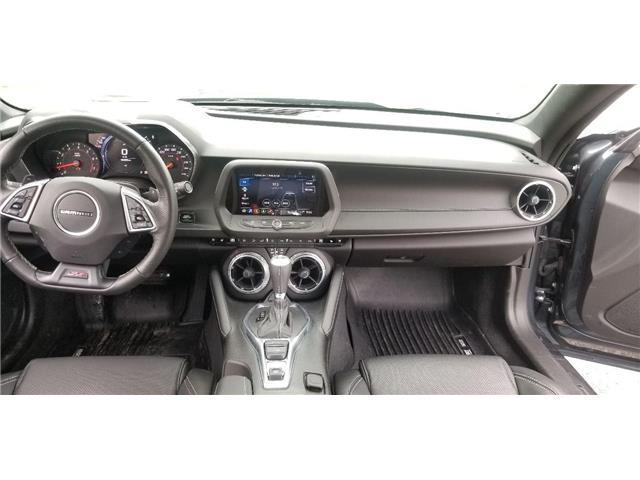 2019 Chevrolet Camaro 2SS (Stk: 19FS1601A) in Unionville - Image 10 of 21