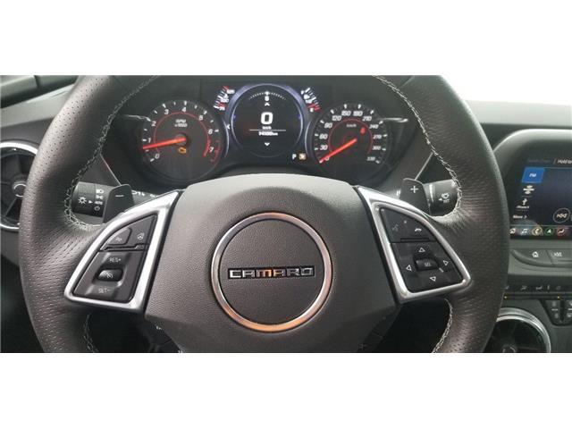 2019 Chevrolet Camaro 2SS (Stk: 19FS1601A) in Unionville - Image 16 of 21