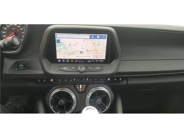 2019 Chevrolet Camaro 2SS (Stk: 19FS1601A) in Unionville - Image 18 of 21