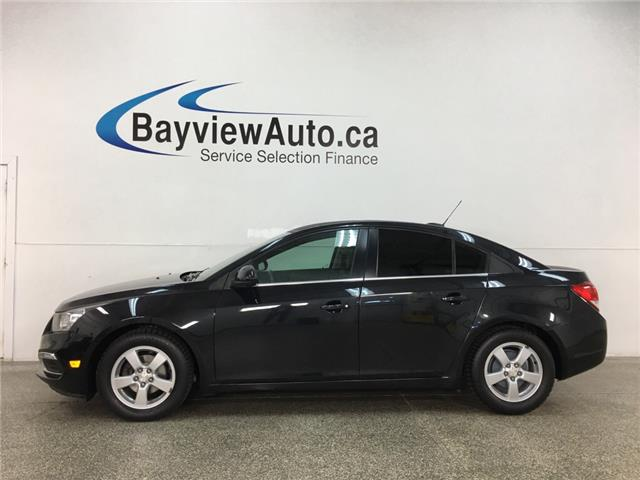 2015 Chevrolet Cruze 1LT (Stk: 35236J) in Belleville - Image 1 of 28