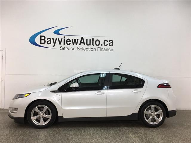 2015 Chevrolet Volt Base (Stk: 35638W) in Belleville - Image 1 of 26