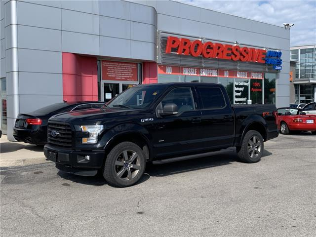 2016 Ford F-150 XLT (Stk: GFB46990) in Sarnia - Image 1 of 5